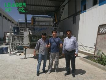 印度陶瓷污泥处理设备视频